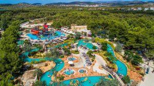 Dalmatia Aquapark in Sibenik