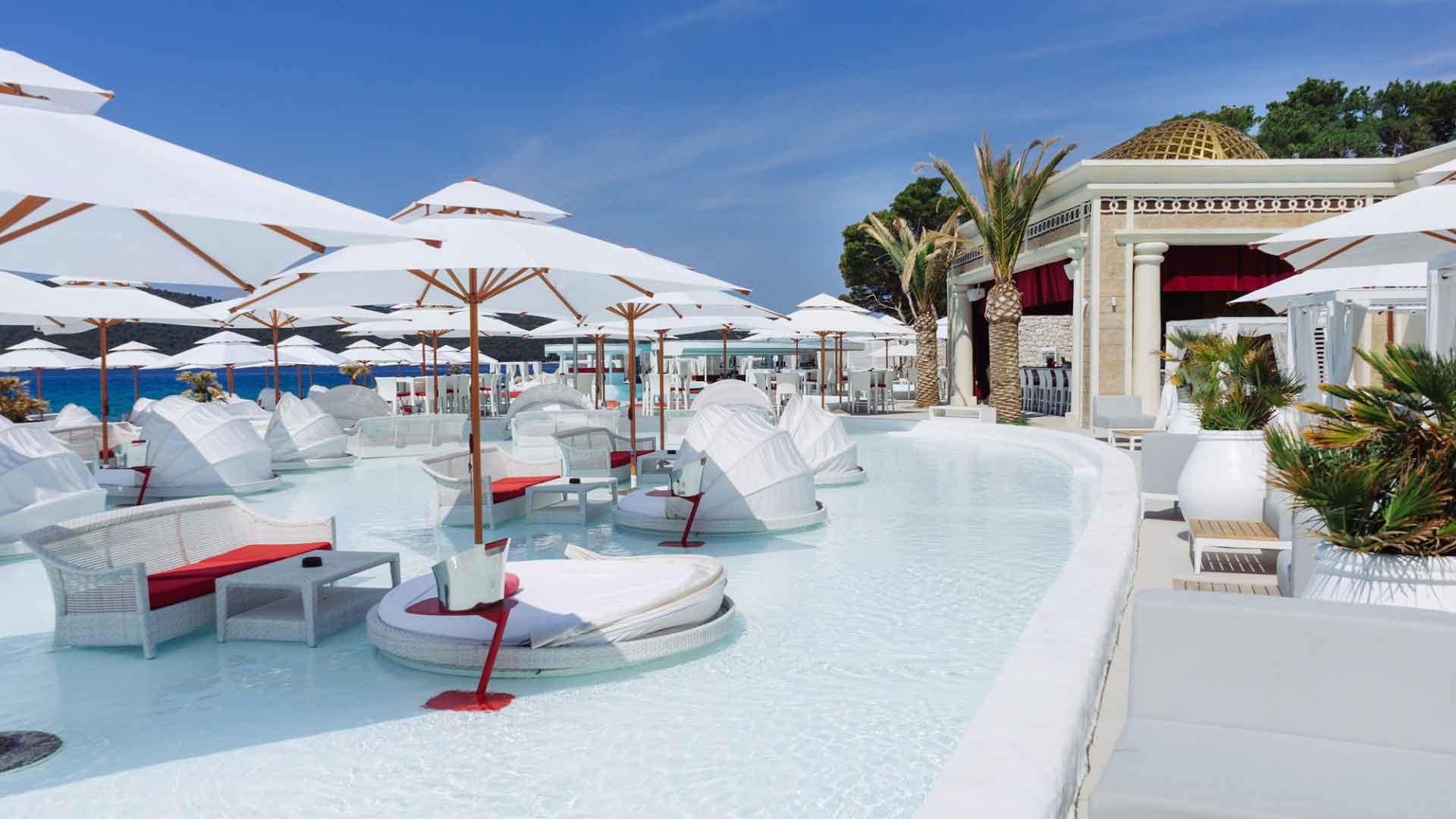 En Vogue Beach Club Im Amadria Park Luxus Direkt Am