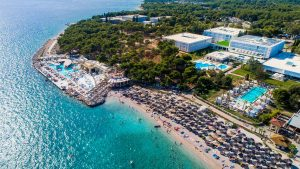 En Vogue Beach Club in Sibenik