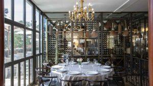 Restaurant im Hotel Opatijska Cvijeta in Opatija