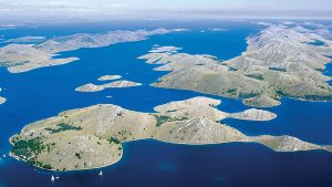 Inseln in Sibenik