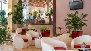 Lobby Hotel Niko in Sibenik
