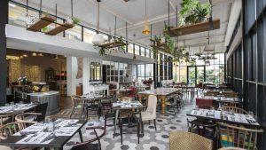 Hotel Gardenija - Restaurant Veranda
