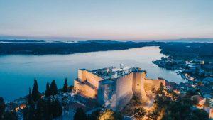Festung St. Michael in Sibenik