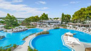 Vielfältiges Familienhotel in Kroatien: Hotel Jakov****-8