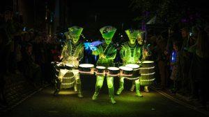 Changer-Festival in Šibenik