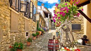 Die Istrien Tour in Opatija