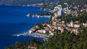 Bootstour in Opatija