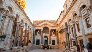 UNESCO-Weltkulturerbe in Split