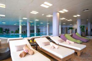 Wellness-Oase im grand Hotel in Opatija