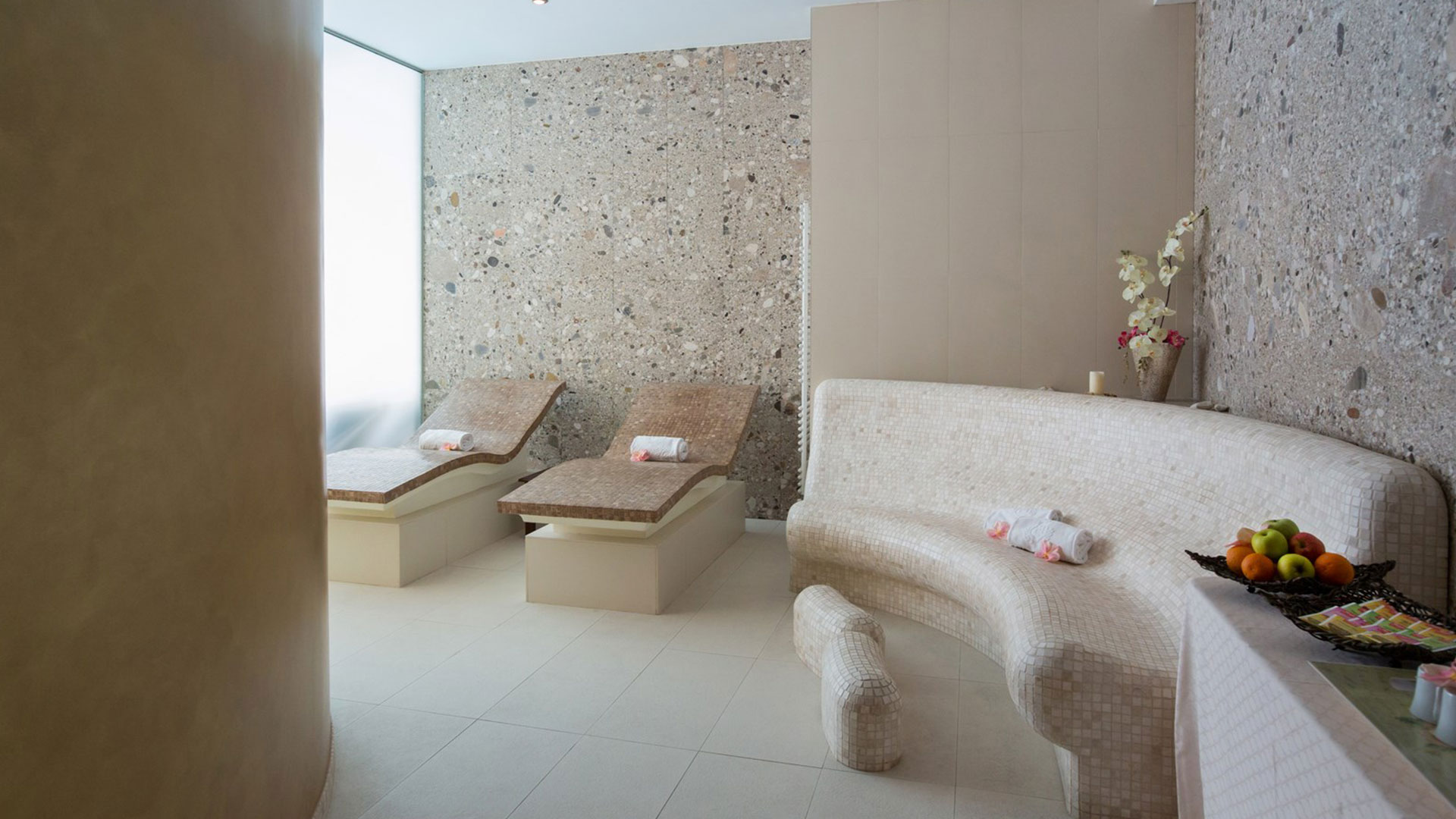 Royal Spa im Hotel Milenji