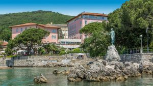 Statue in Kroatien