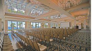 Seminarraum im Hotel Royal in Opatija