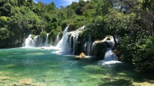 Krka Nationalpark in Sibenik