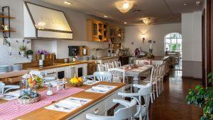 Restaurant im Hotel Agava in Opatija