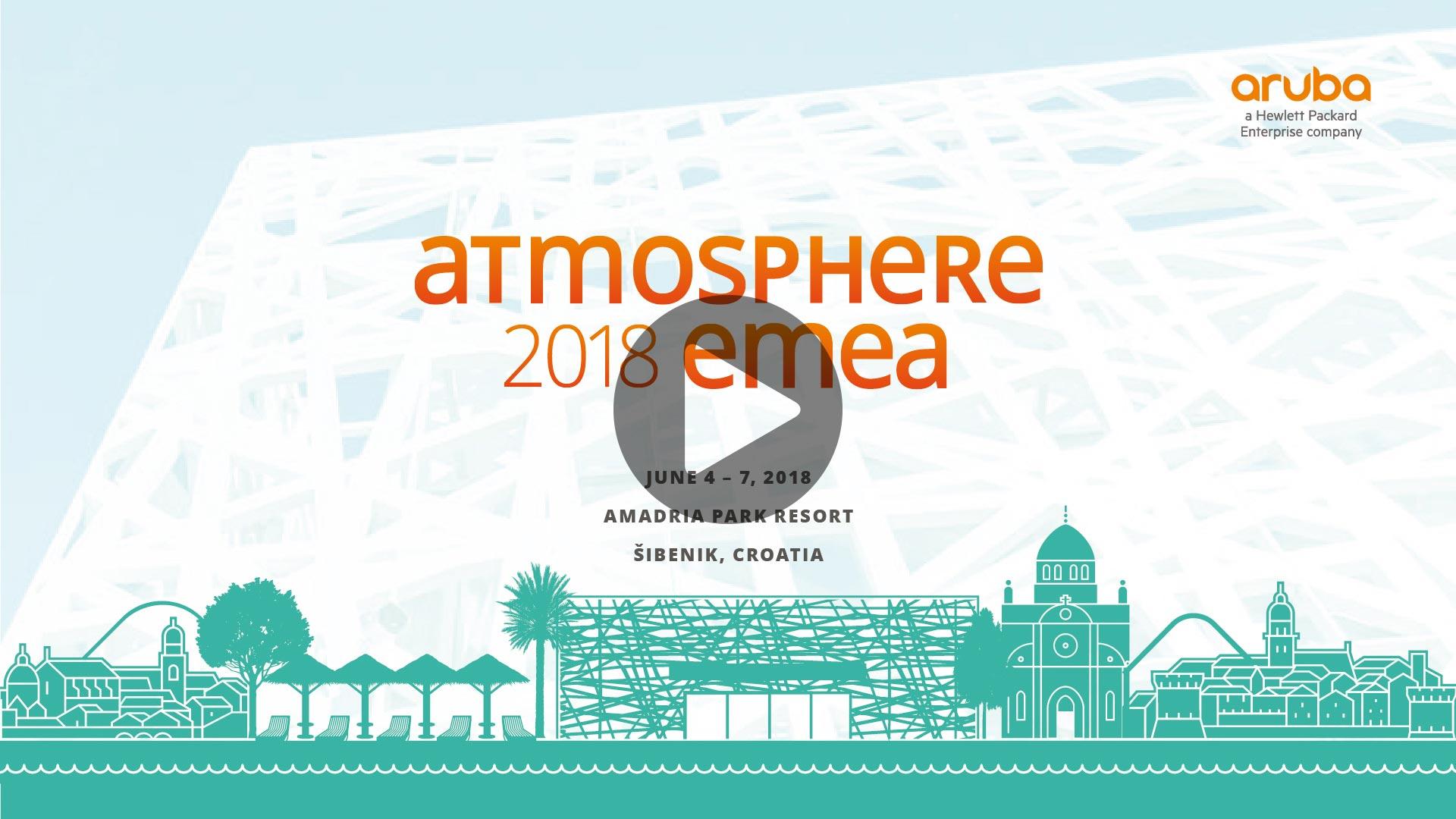 Atmosphere Emea 2018