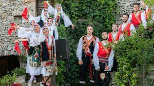 Feiern Sie die Stimmung der kroatischen Woche-3