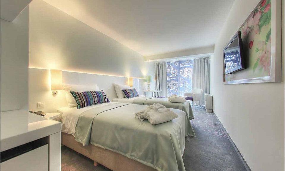 Doppel- oder Zweibettzimmer, 22 m² Hof/Gartenblick_16