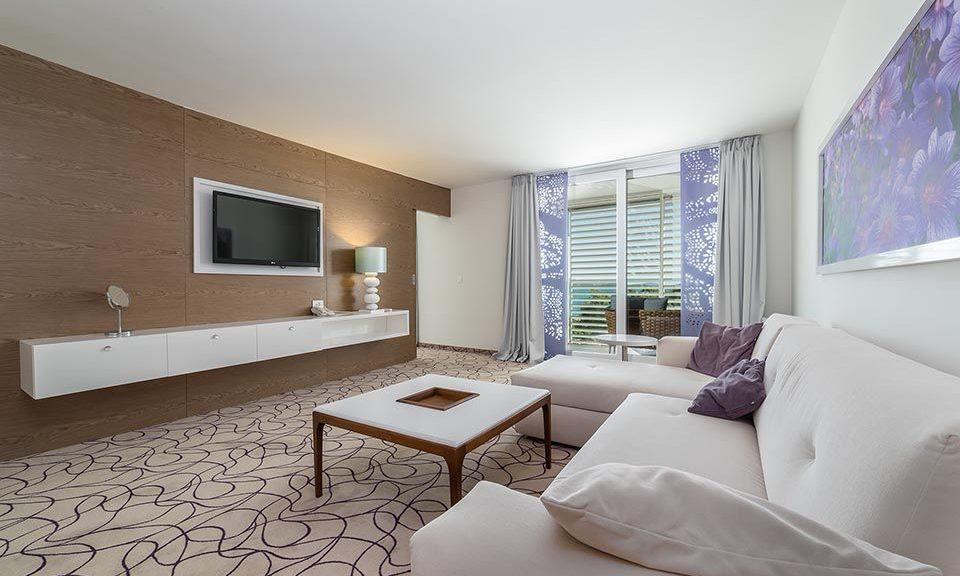 Suite, 62 m² Meerblick, mit Balkon_9
