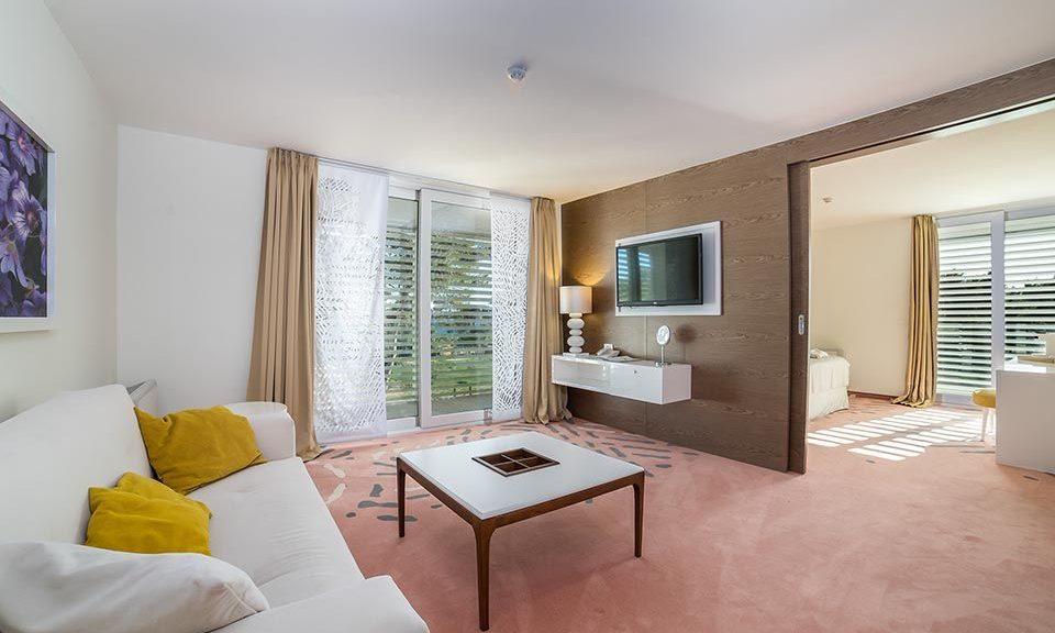 Suite, 46 m² Meerseite, mit Balkon-1