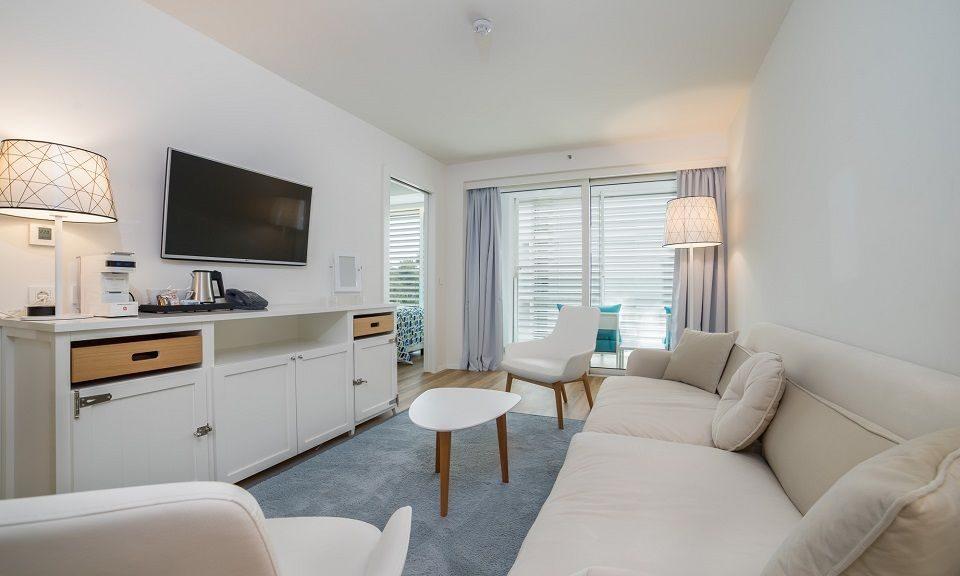 Suite, 55 m² Parkblick, mit Balkon_9