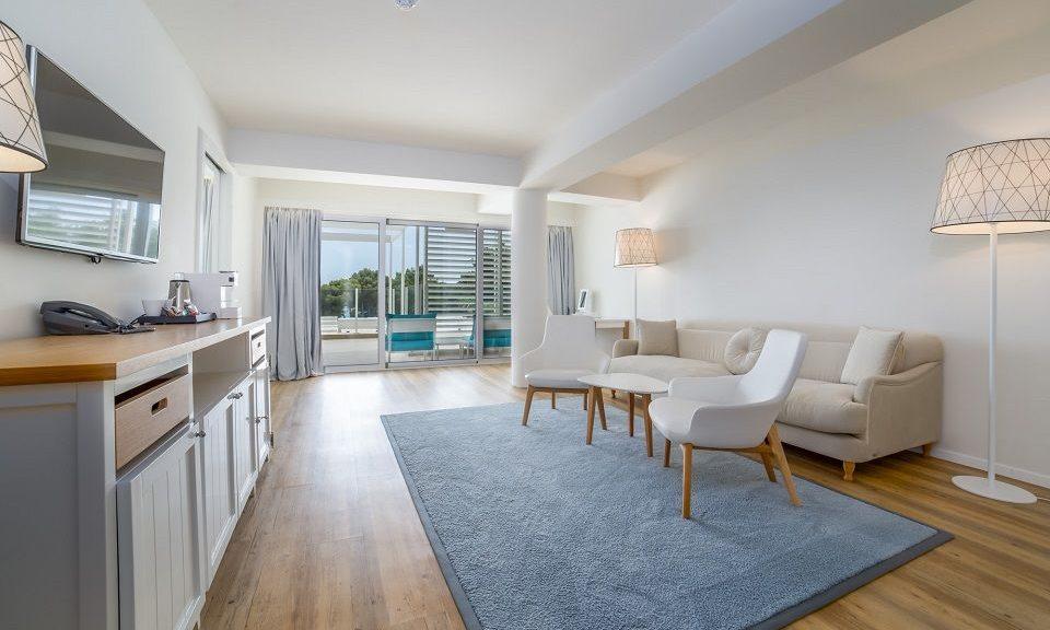 Suite, 74 m² Meerblick, mit Balkon_8