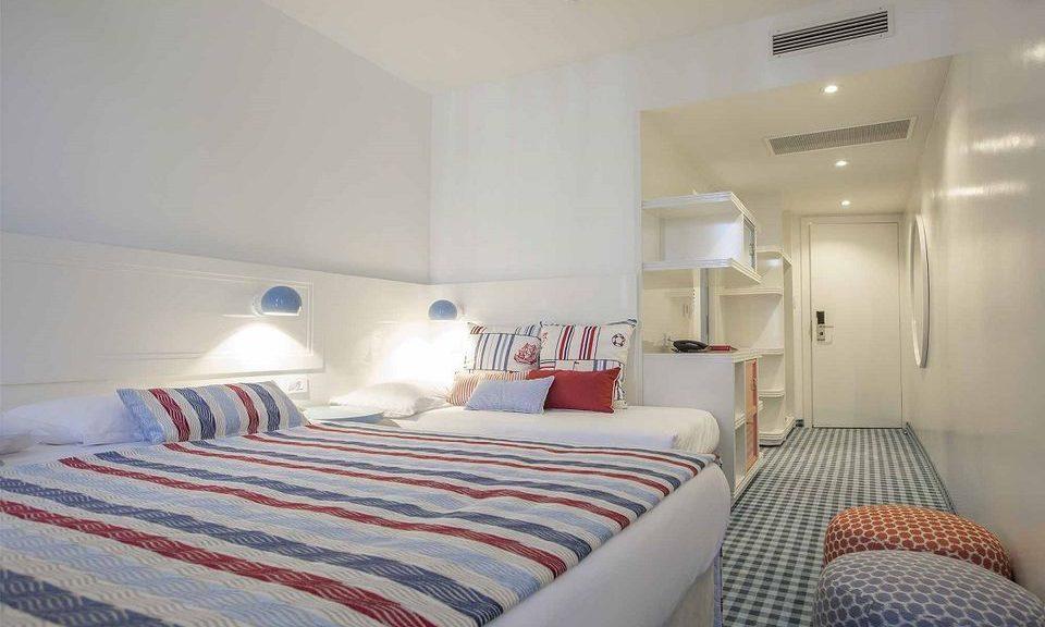 Doppelzimmer + 1, 22 m² Parkseite-1