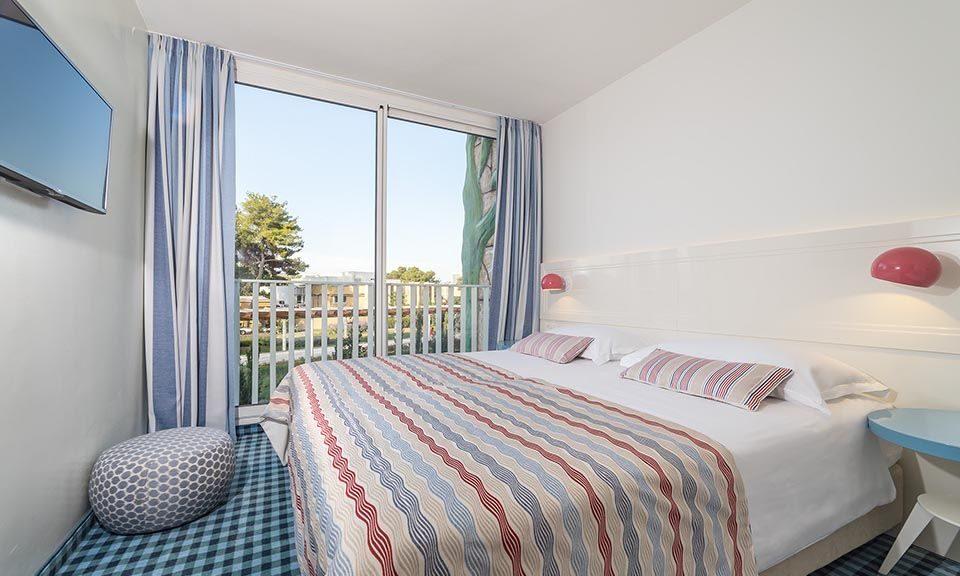 Doppelzimmer +1, 22 m² Parkseite, mit französischem Balkon_16