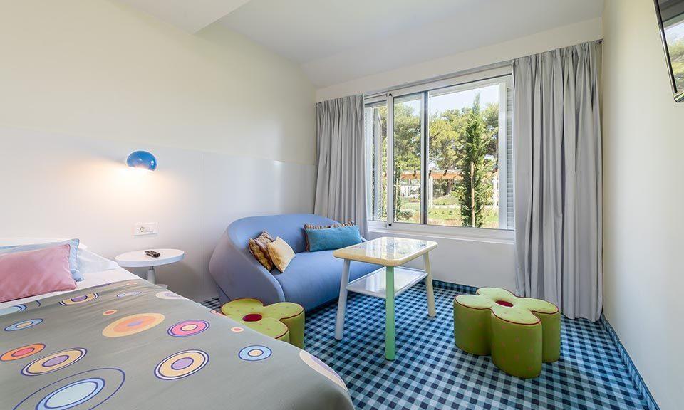 Doppelzimmer + 2, 22 m² Parkseite_15