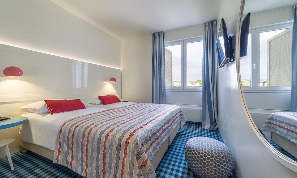 Einzelzimmer mit Verbindungstür, 32 m² Parkseite_3
