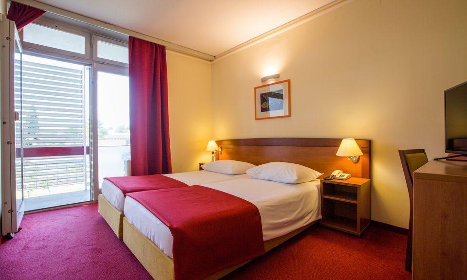 Doppelzimmer, 18 m² Meerseite, mit Balkon_11