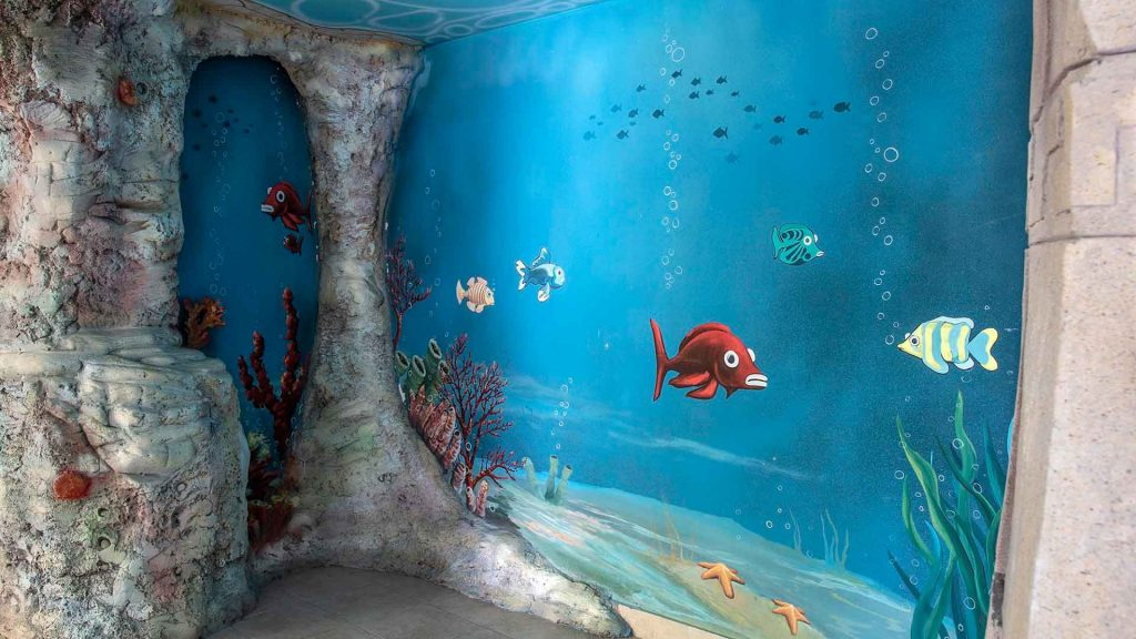 1 Kinderhotel In Kroatien Direkt Am Meer Hotel Andrija