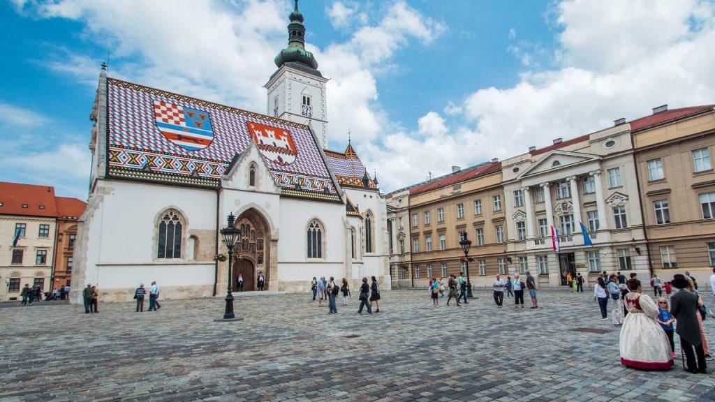 Sehenswürdigkeit in Zagreb