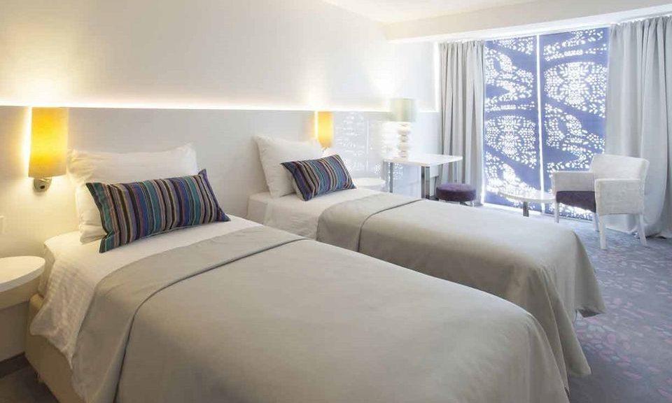 Doppel oder Twin Zimmer mit Hof/Gartenblick 22m2 mit Balkon-1