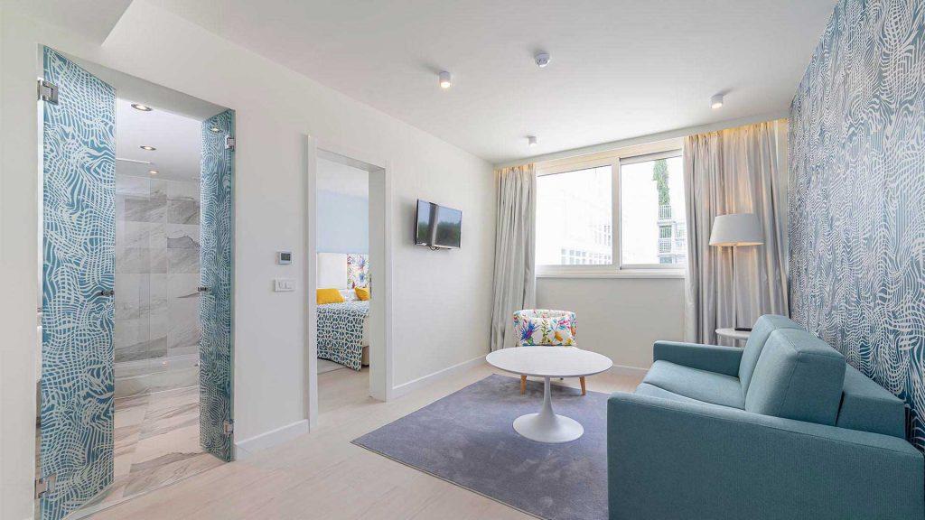 Suite, 51 m² Parkblick, mit französischem Balkon_0