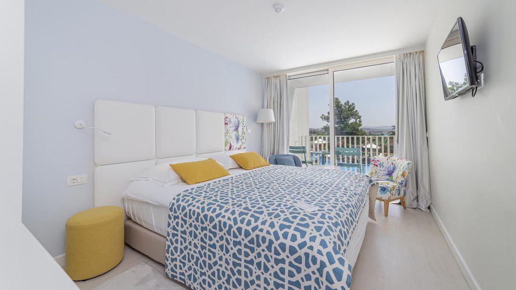 Großes Familienzimmer, 42 m² Meerblick, mit Balkonen_4