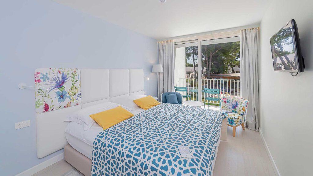 Familienzimmer, 31 m² Parkblick, mit Balkon_10