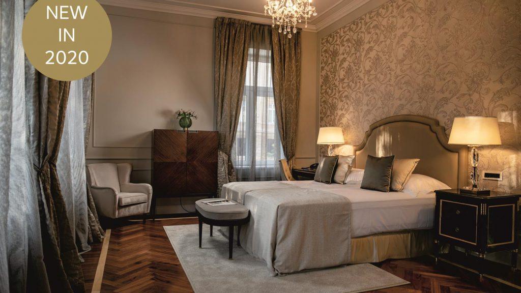 Doppelzimmer 25 m2 Parkseite-1