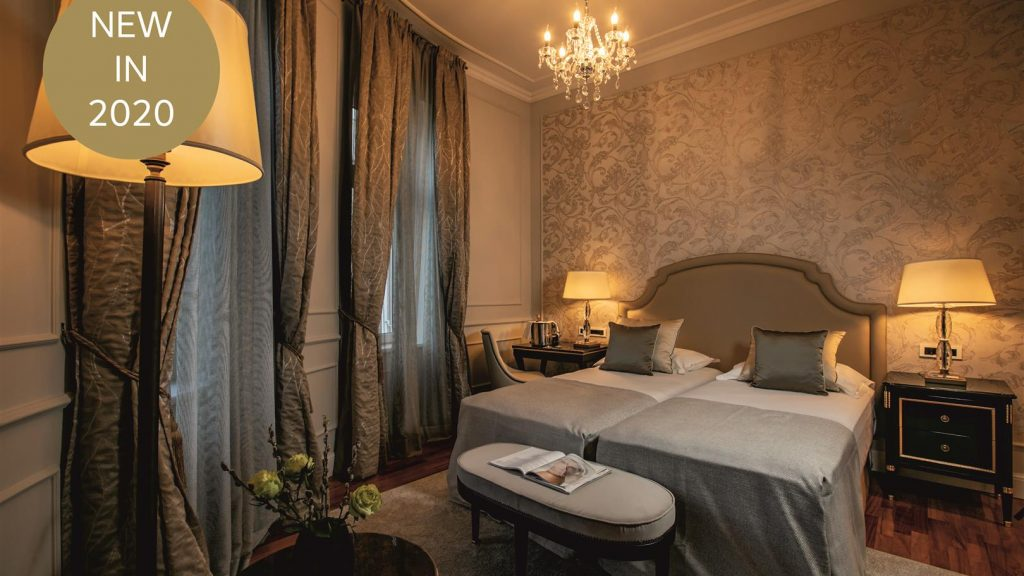 Doppelzimmer 25 m2 Blick auf Opatija_1