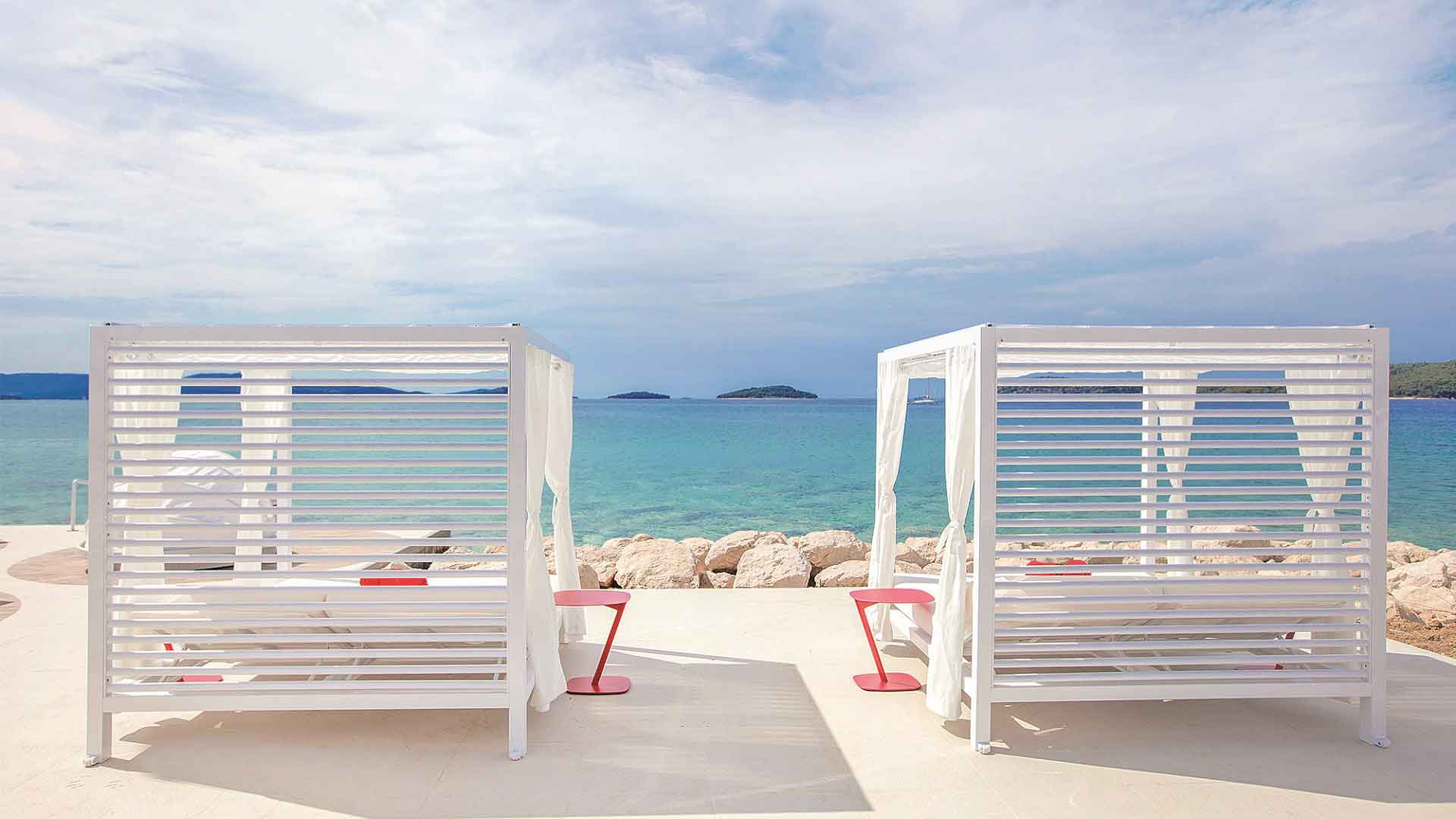 En Vogue Beach Club Amadria Park Hrvatski