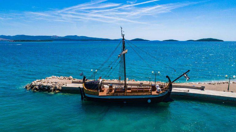 Galija Explorer Ship