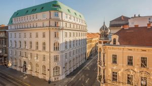 Amadria Park Hotel Capital Zagreb | Heritage Hotel-1