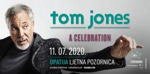 Tom Jones: 'A Celebration Tour 2020.'-9