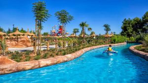 Lazy river Dalmatia Aquapark