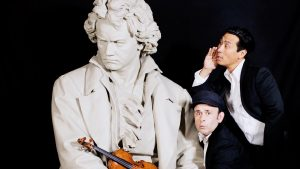 Igudesman & Joo sviraju Beethovena u Lisinskom-5