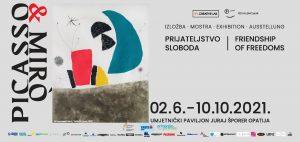 IZLOŽBA: Picasso i Miró: Prijateljstvo sloboda | Umjetnički paviljon 'Juraj Šporer'-8