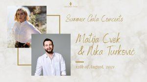 Summer Gala Concerts: Matija Cvek i Nika Turković-6
