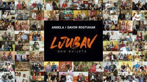 'Ljubav oko svijeta' – Anđela i Davor Rostuhar – projekcija filma i razgovor s autorima-1