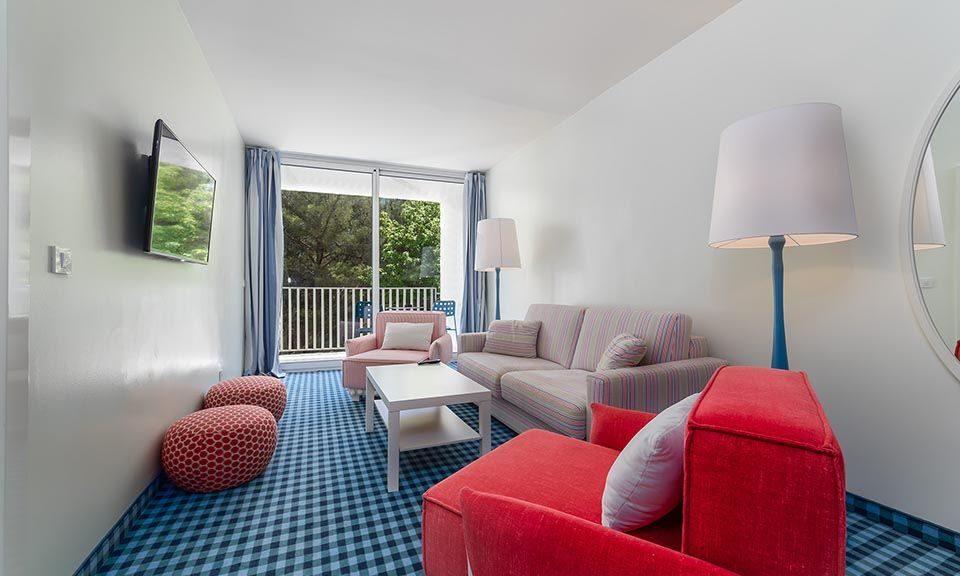 Apartman 51m²  Morska Strana s Balkonima_1