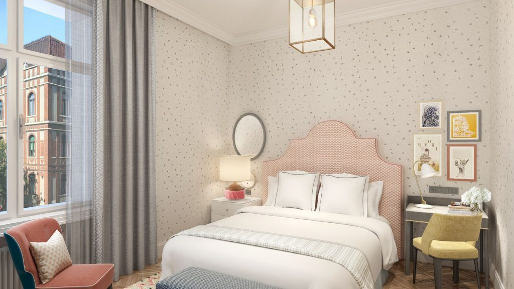 Superior Room 20-23 m² City View with Small Balcony_1
